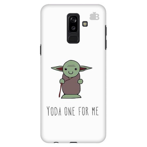 Yoda One Samsung J8 Plus Cover