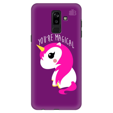 You re Magical Samsung J8 Plus Cover