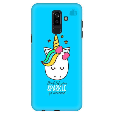 Your Sparkle Samsung J8 Plus Cover