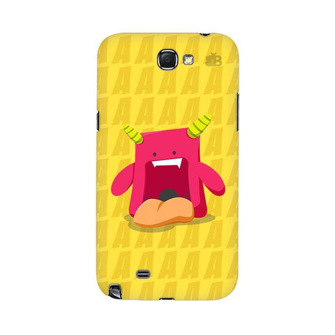 Aaaaa! Samsung Note 2 Cover