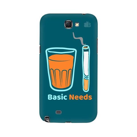 Chai Sutta Basic Samsung Note 2 Cover