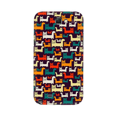 Chill Cats Samsung Note 2 Cover