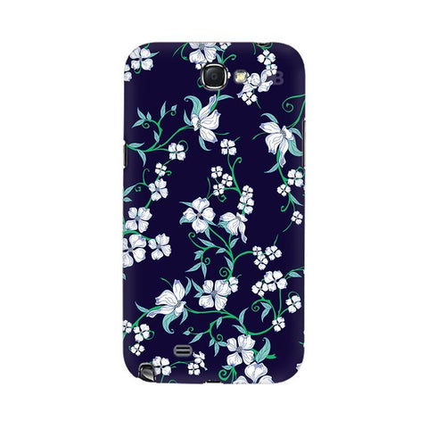 Dogwood Floral Pattern Samsung Note 2 Cover
