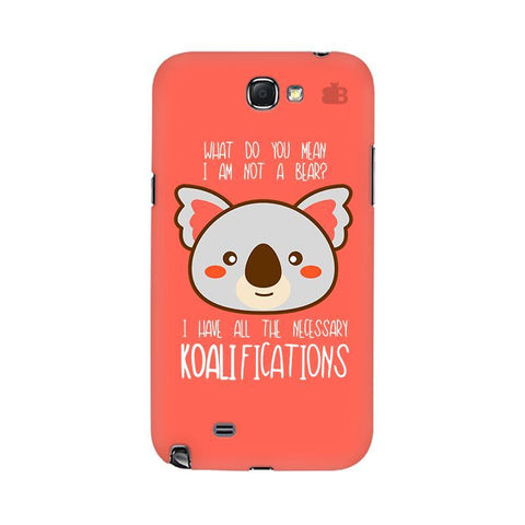 Koalifications Samsung Note 2 Cover