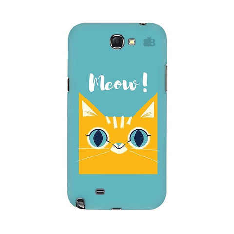 Meow Samsung Note 2 Cover