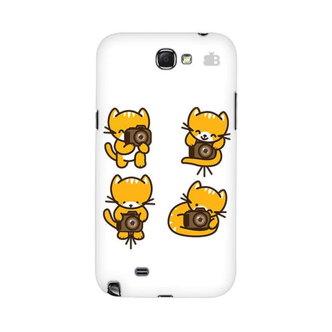 Photographer Kitty Samsung Note 2 Cover