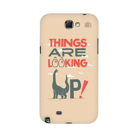 Things are looking Up Samsung Note 2 Cover