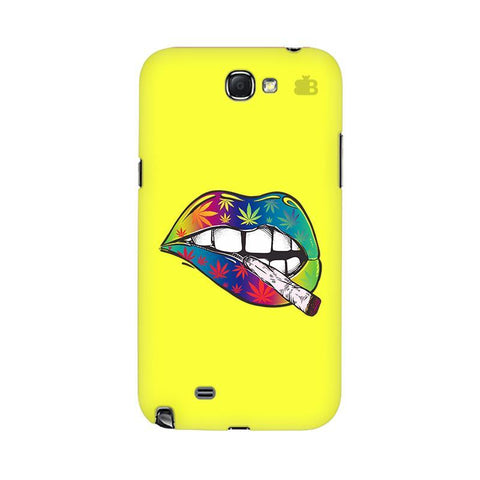 Trippy Lips Samsung Note 2 Cover
