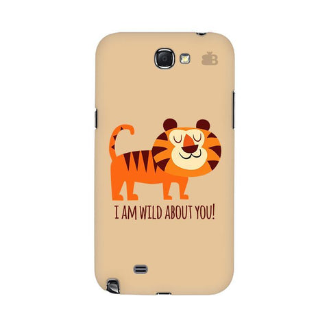 Wild About You Samsung Note 2 Cover