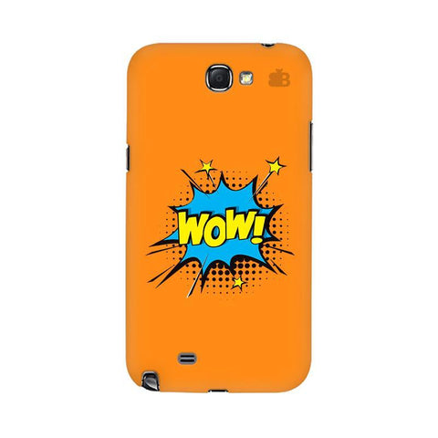 Wow! Samsung Note 2 Cover