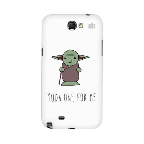 Yoda One Samsung Note 2 Cover