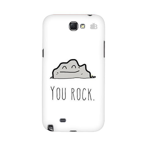You Rock Samsung Note 2 Cover