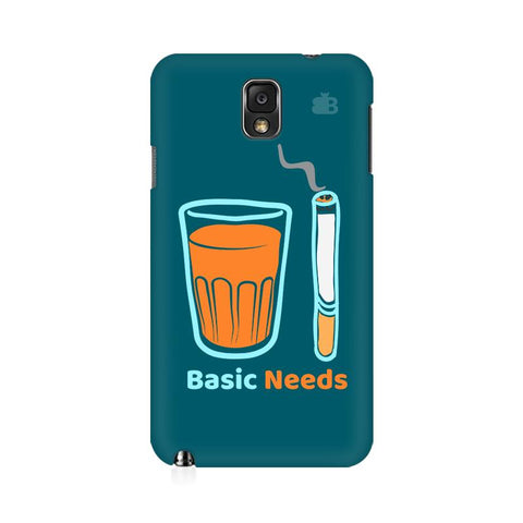 Chai Sutta Basic Samsung Note 3 Cover