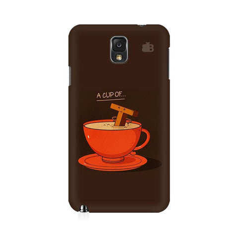 Cup of Tea Samsung Note 3 Cover