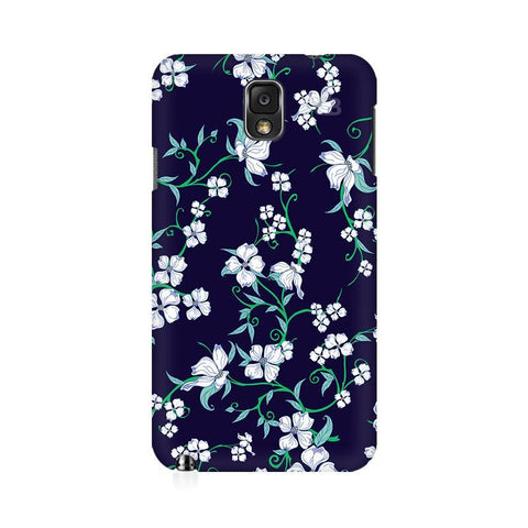 Dogwood Floral Pattern Samsung Note 3 Cover