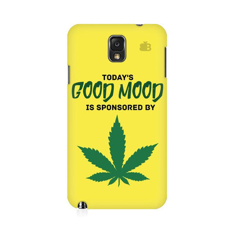 Good Mood Samsung Note 3 Cover