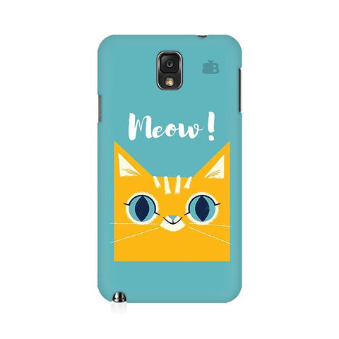 Meow Samsung Note 3 Cover