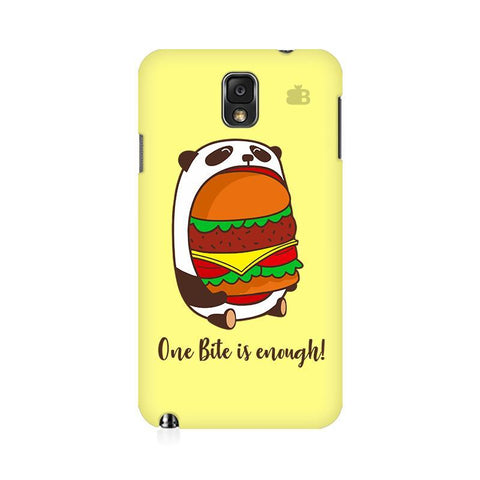 One Bite Samsung Note 3 Cover