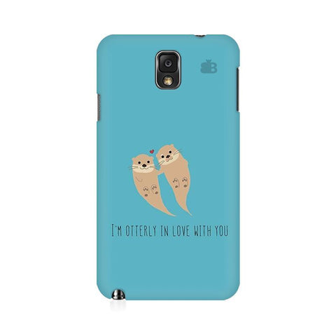 Otterly Love Samsung Note 3 Cover