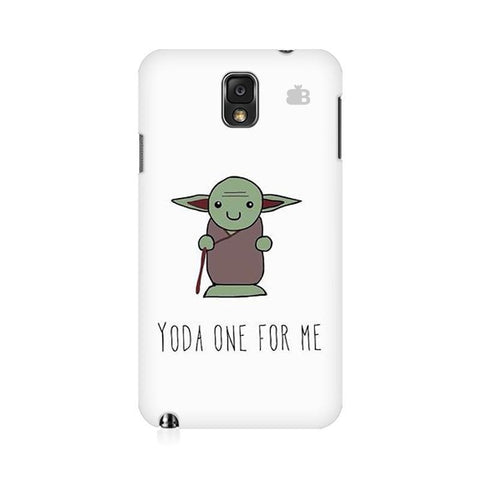 Yoda One Samsung Note 3 Cover