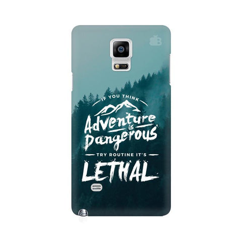 Adventure Samsung Note 4 Cover