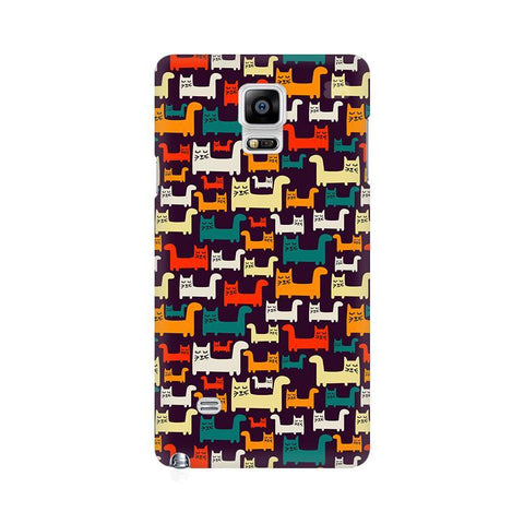 Chill Cats Samsung Note 4 Cover