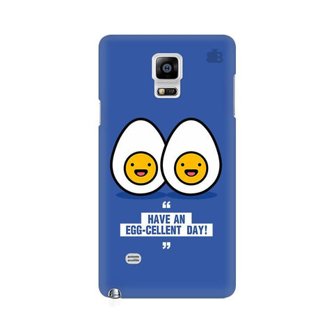Egg-Cellent Day Samsung Note 4 Cover
