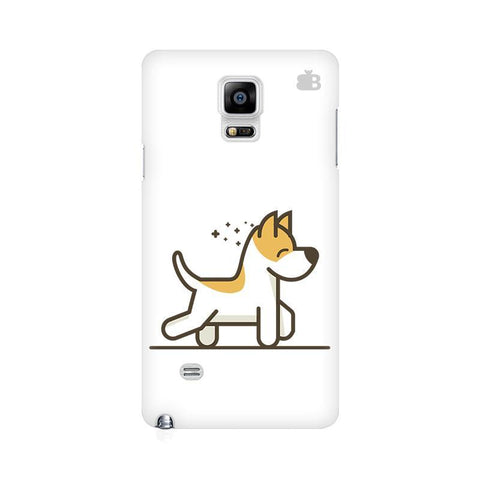 Happy Puppy Samsung Note 4 Cover