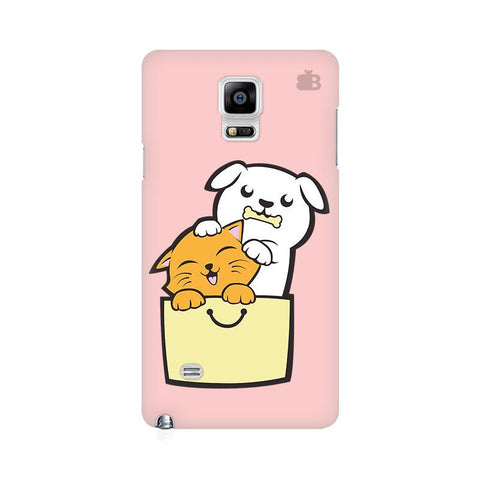 Kitty Puppy Buddies Samsung Note 4 Cover
