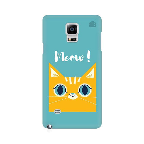 Meow Samsung Note 4 Cover