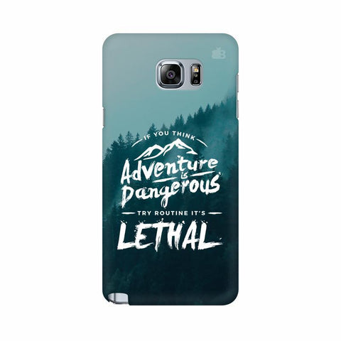 Adventure Samsung Note 5 Cover