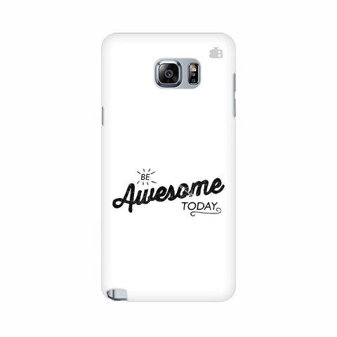 Awesome Samsung Note 5 Cover
