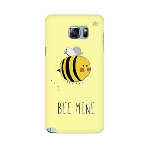 Bee Mine Samsung Note 5 Cover