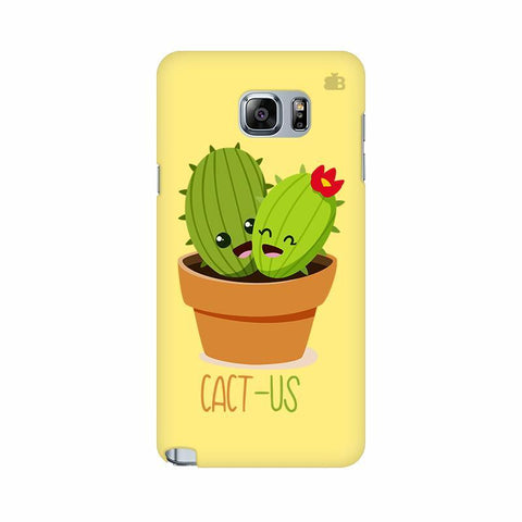 Cact-Us Samsung Note 5 Cover