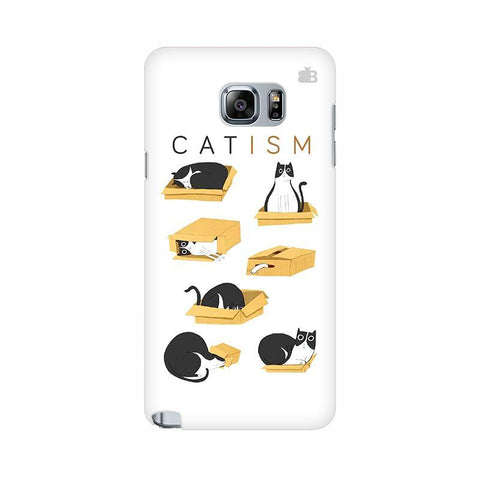 Catism Samsung Note 5 Cover
