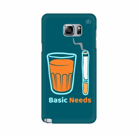 Chai Sutta Basic Samsung Note 5 Cover