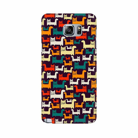 Chill Cats Samsung Note 5 Cover