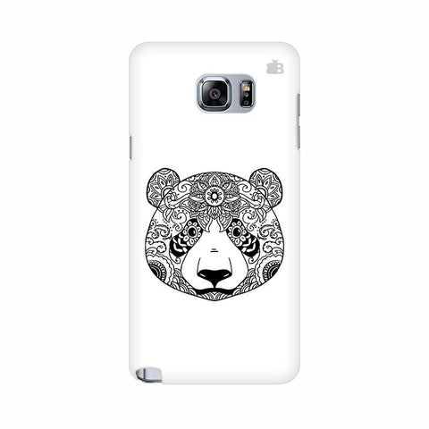 Ethnic Panda Samsung Note 5 Cover