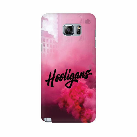 Hooligans Samsung Note 5 Cover