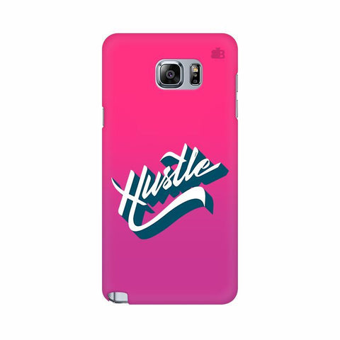Hustle Samsung Note 5 Cover