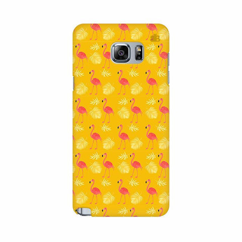 Ostrich Samsung Note 5 Cover