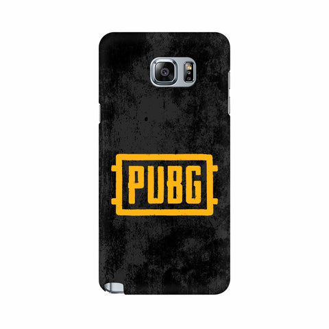 PUBG Samsung Note 5 Cover