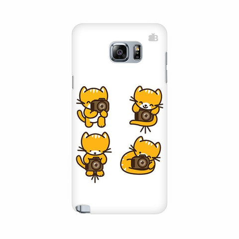 Photographer Kitty Samsung Note 5 Cover