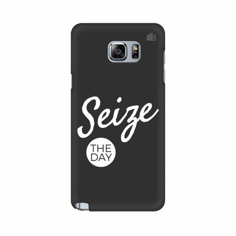 Seize The Day Samsung Note 5 Cover