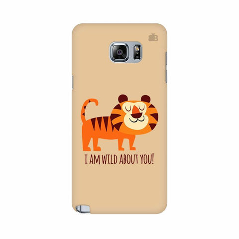 Wild About You Samsung Note 5 Cover