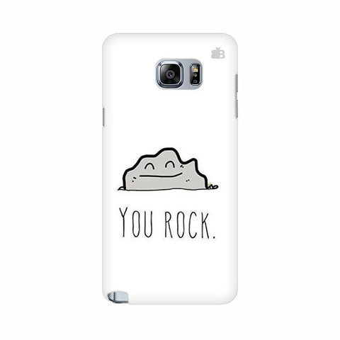 You Rock Samsung Note 5 Cover