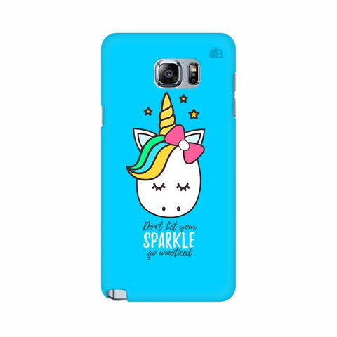 Your Sparkle Samsung Note 5 Cover