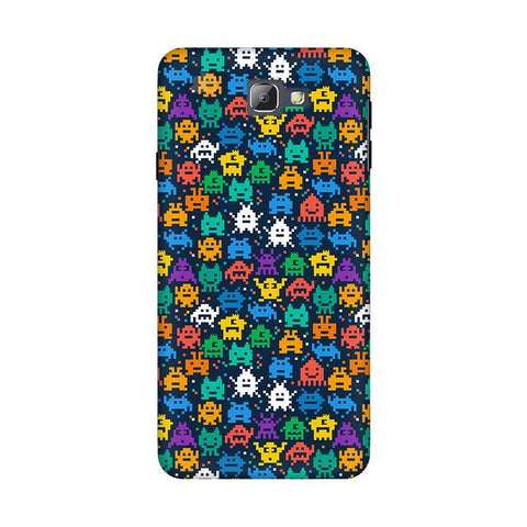 16 Bit Pattern Samsung On 5 2016 Cover