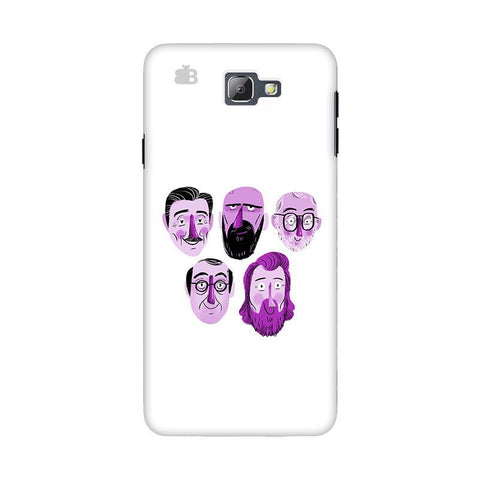 5 Bearded Faces Samsung On 5 2016 Cover