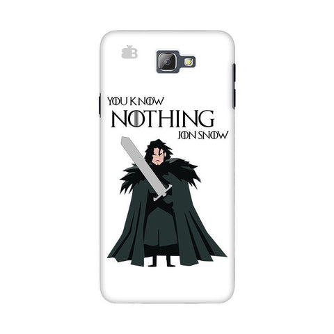 Badass Jon Snow Samsung On 5 2016 Cover